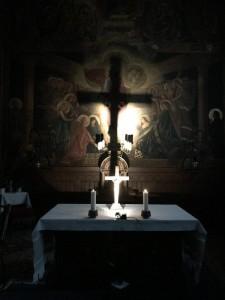Pázmáneum Kápolna-Nagypéntek