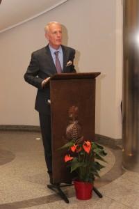 Dr. Perényi János Magyarország ausztriai nagykövete