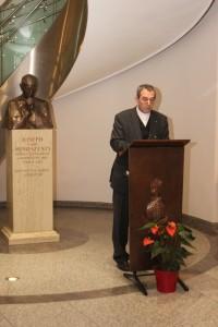 Varga János rektor