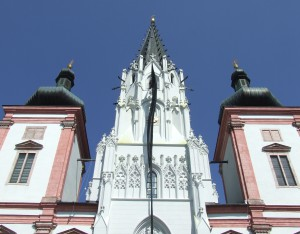 Mariazell templom